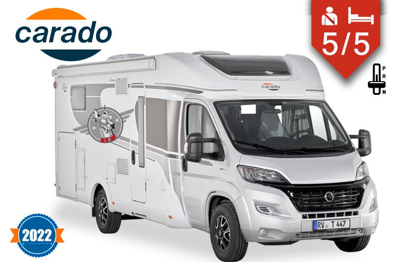 Karavany predaj Carado